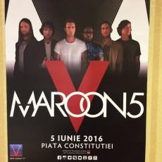 Imagine Maroon 5 va concerta pentru prima data in Romania | AFLA CAND?