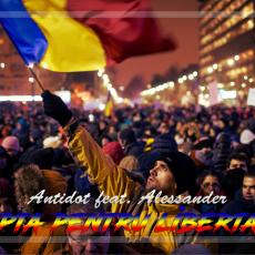 Antidot feat. Alessander Lupt pentru libertate www.vedetepenet.ro  230x230 Antidot feat. Alessander   Lupt pentru libertate