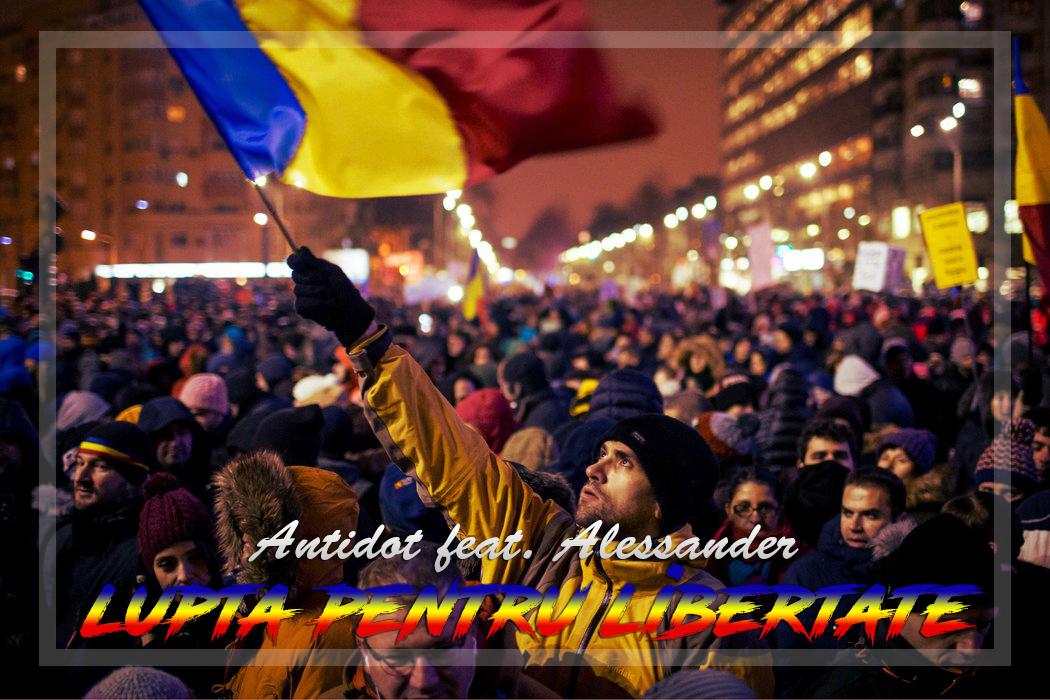 Antidot feat. Alessander - Lupt pentru libertate www.vedetepenet.ro