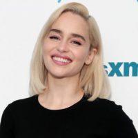 Imagini Emilia Clarke,din serialul Game of Thrones, si-a facut o schimbare spectaculoasa de look  FOTO