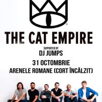 Imagini Concert The Cat Empire