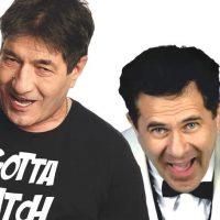 Imagini Doru Octavian Dumitru si Radu Pietreanu pleaca impreuna in turneu umoristic