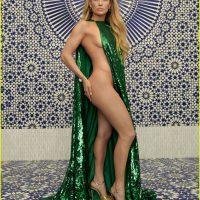 Imagini Pictorial incendiar cu Jennifer Lopez pentru revista InStyle