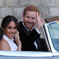 Imagini Este oficial! Meghan Markle este însărcinată, copilul ei și al Prințului Harry se va naște în primăvară