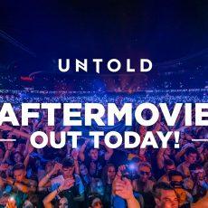 Imagine AFTERMOVIE UNTOLD 2018 – VIDEO