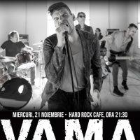Imagini Concert Vama la Hard Rock Cafe