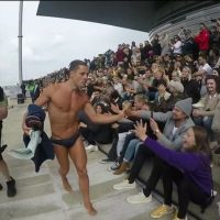 Imagini Constantin Popovic, prima medalie mondiala la sarituri in apa, la nivel de seniori