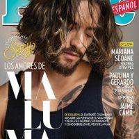 Imagini Maluma desemnat cel mai sexy barbat din 2018