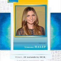 Imagini Simona Halep va primi titlul de Doctor Honoris Causa
