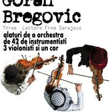 Imagine Concert Goran Bregovic cu Orchestra Simfonica si Cor