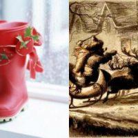 Imagini Cum este sarbatorit Sfantul Nicolae in lume