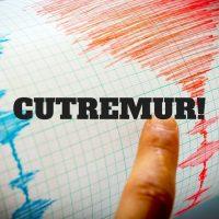 Imagini Doua cutremure puternice in Romania, miercuri dimineata