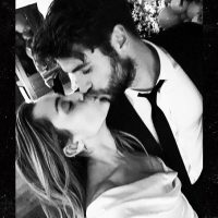 Imagine Miley Cyrus s-a maritat in secret! GALERIE FOTO
