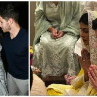 Imagini Nick Jonas si Priyanka Chopra s-au casatorit in India  GALERIE FOTO de la NUNTA