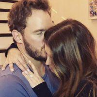 Imagine Chris Pratt s-a logodit cu iubita lui, Katherine Schwarzenegger, fiica lui Arnold