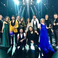Imagine Eurovision Romania 2019 : sase piese s-au calificat din prima semifinala