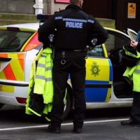 Imagini Un român a fost condamnat la o zi de închisoare, în Anglia, după ce a furat un cărucior cu mâncare