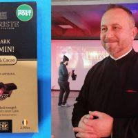 Imagini Un preot din Cluj prepară ciocolată cu CANABIS!