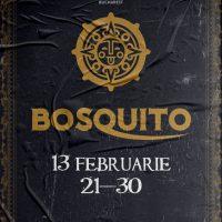 Imagini Concert Bosquito – Show Aniversar 20 de ani la Hard Rock Cafe pe 13 Februarie